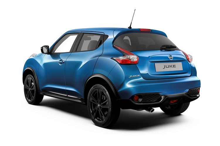 Nissan Juke 1.6 Bose Personal Edition 5dr CVT Petrol Hatchback