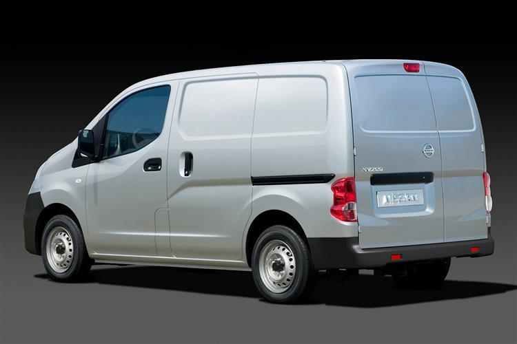 Nissan Nv200 Diesel 1.5 dCi Acenta Van Euro 6