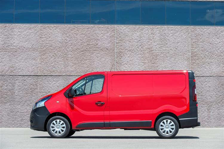 Nissan Nv300 2.7T L1 Diesel 1.6 dCi 95ps H1 Visia Van