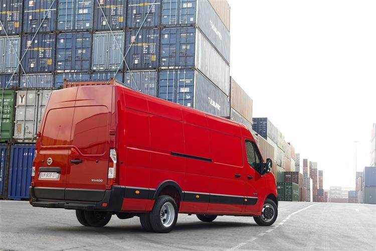 Nissan Nv400 F33 L1 Diesel 2.3 dCi 110ps H1 SE Van