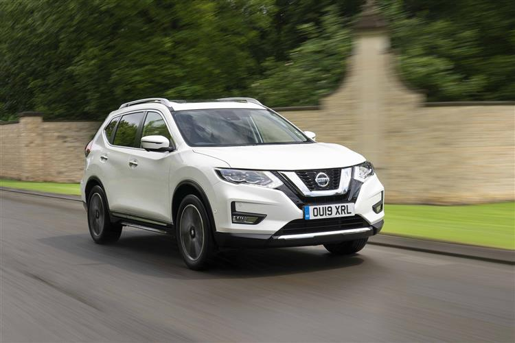 Nissan X-Trail 1.7 dCi N-Connecta 5dr [7 Seat] Diesel Station Wagon