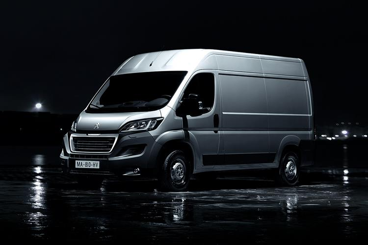 Peugeot Boxer 333 L2 Diesel 2.0 BlueHDi H2 Window Van 110ps