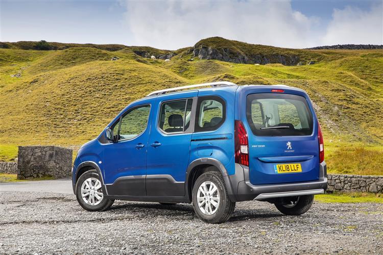 Peugeot Rifter 1.5 BlueHDi Active 5dr Diesel Estate