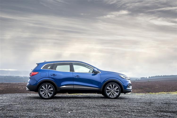 Renault Kadjar 1.5 Blue dCi Play 5dr EDC Diesel Hatchback