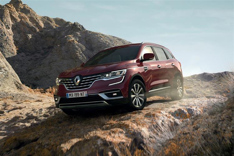 Renault Koleos 2.0 dCi Signature Nav 5dr Diesel Estate