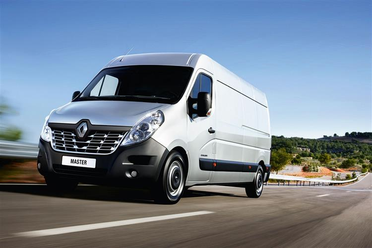 Renault Master Lwb Diesel Fwd LM35 ENERGY dCi 145 Business+ Med Roof Window Van