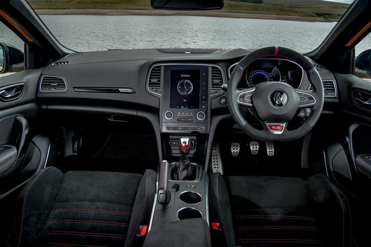 New Renault Megane R S  1 8 280 5dr Auto Petrol Hatchback