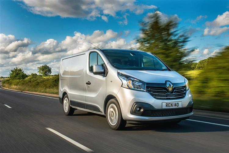 New Renault Trafic Swb Special Edition SL27 ENERGY dCi 145