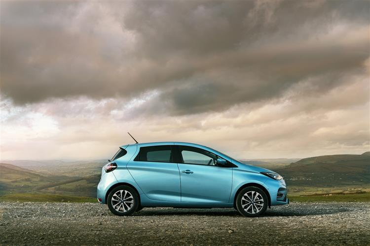 Renault Zoe 80kW i S Edition Nav R110 40kWh 5dr Auto Electric Hatchback