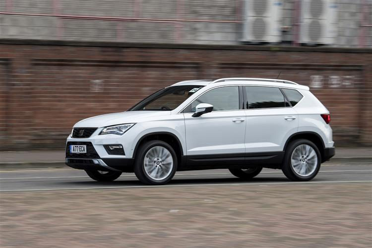 SEAT Ateca 1.6 TDI SE Technology [EZ] 5dr Diesel Estate