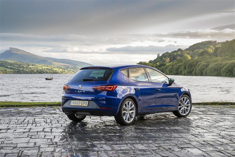 SEAT Leon 1.4 EcoTSI 150 FR Technology 5dr DSG Petrol Hatchback