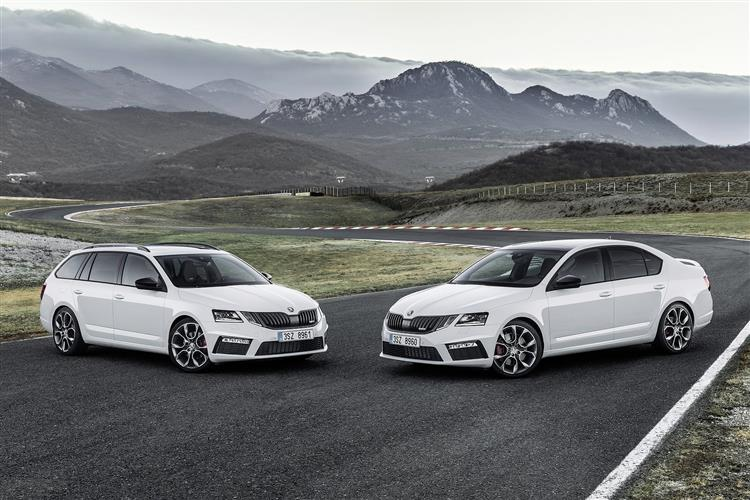 Review: Skoda Octavia vRS