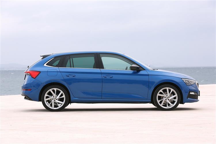 SKODA Scala 1.0 TSI SE L 5dr Petrol Hatchback