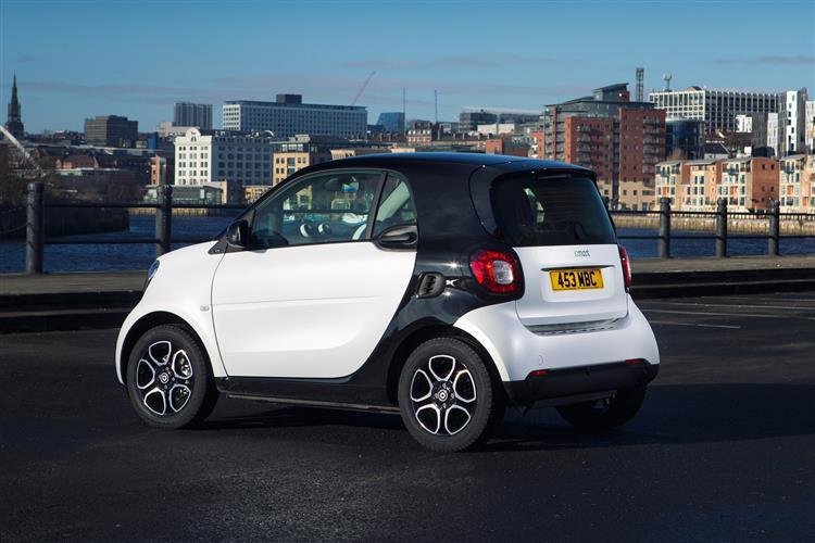 Smart fortwo coupe 1.0 Prime Sport Premium 2dr Petrol Coupe