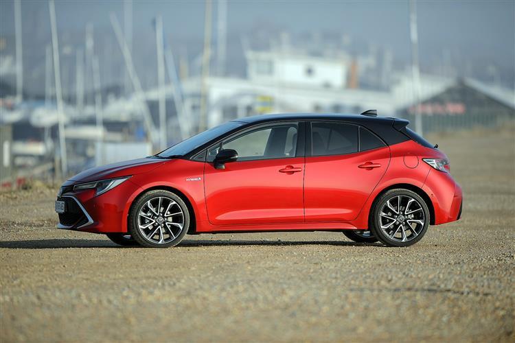 Toyota Corolla 2.0 VVT-i Hybrid Excel 5dr CVT [JBL/Pan Roof] Hybrid Hatchback
