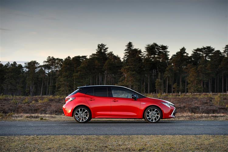 Toyota Corolla 1.8 VVT-i Hybrid Excel 5dr CVT Hybrid Estate