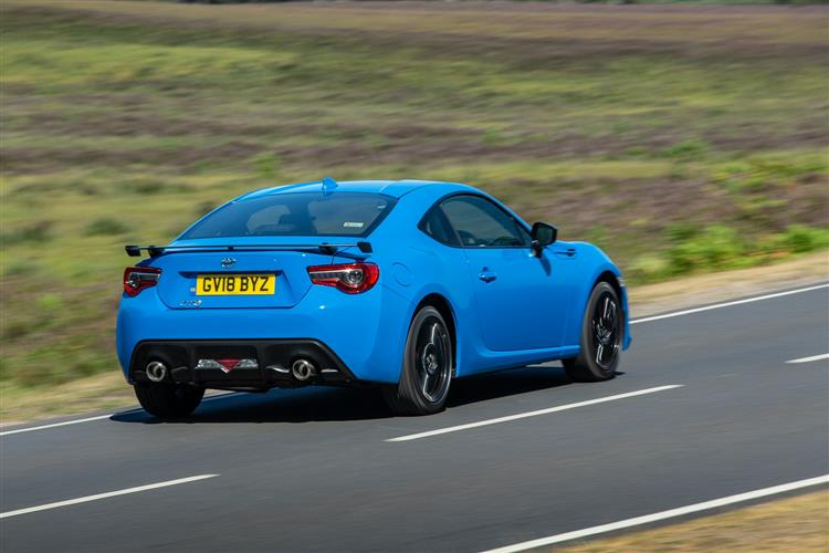 Toyota GT86 2.0 D-4S Blue Edition 2dr [Nav/Performance Pack] Petrol Coupe