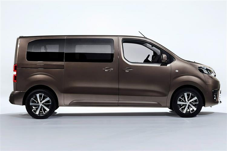 Toyota PROACE VERSO 2.0D Family Medium 5dr [Premium] Diesel Estate