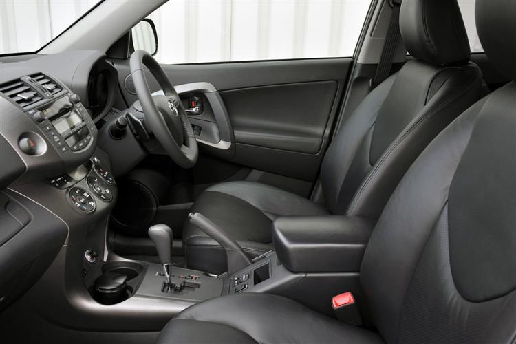 Car Review: Toyota RAV4 (2006   2010)