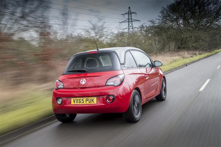 Vauxhall Adam 1.2i Energised 3dr Petrol Hatchback