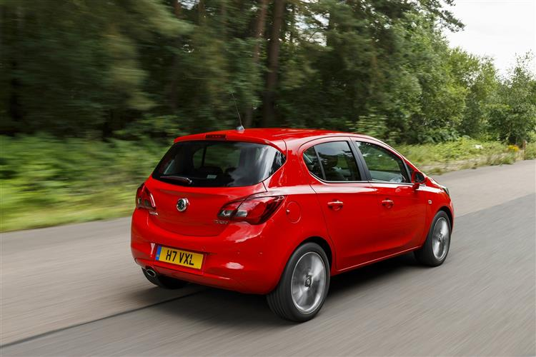 VAUXHALL CORSA HATCHBACK SPECIAL EDS 1.4 Limited Edition 5dr