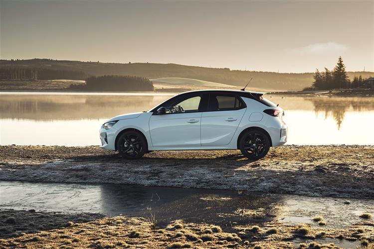 Vauxhall Corsa 1.4 SRi Vx-line Nav Black 3dr Petrol Hatchback