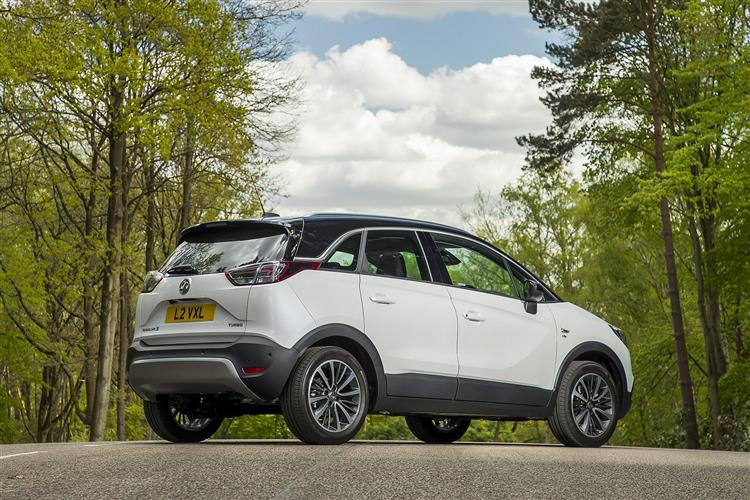 Vauxhall Crossland X 1.5 Turbo D ecoTec [102] Elite 5dr [Start Stop] Diesel Hatchback
