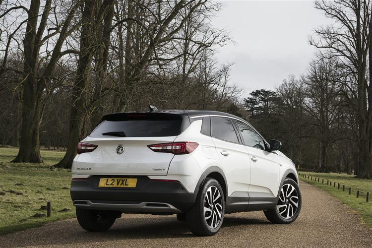 Vauxhall Grandland X 1.2T Elite Nav 5dr Petrol Hatchback