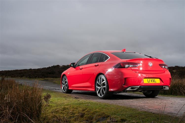 Vauxhall Insignia 2.0 Bi-Turbo D 4X4 GSI Nav 5dr Auto Diesel Hatchback