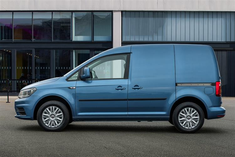Volkswagen Caddy C20 Diesel 2.0 TDI BlueMotion 102PS Van