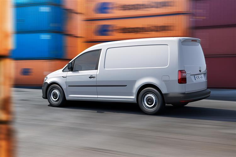 Volkswagen Caddy Maxi C20 Diesel 2.0 TDI 102PS Kombi Van DSG