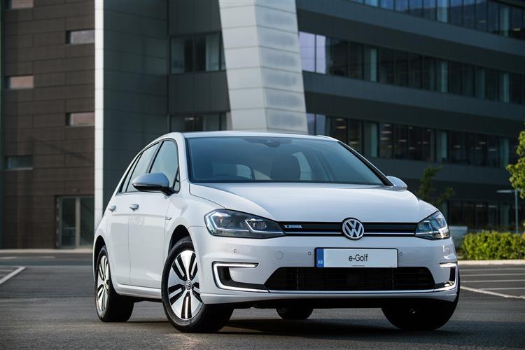 Volkswagen Golf 99kW e-Golf 35kWh 5dr Auto Electric Hatchback