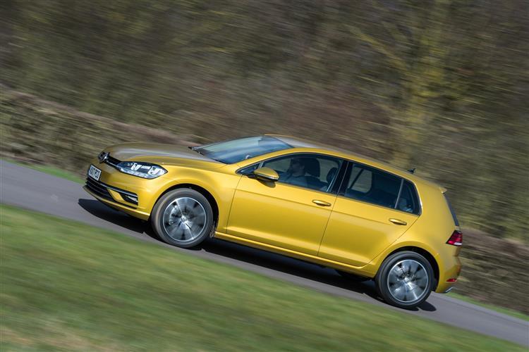 Volkswagen Golf 1.5 TSI EVO 150 SE [Nav] 5dr DSG Petrol Hatchback