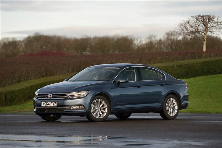 Volkswagen Passat 2.0 BiTDI SCR GT 4MOTION 4dr DSG [Panoramic Roof] Diesel Saloon