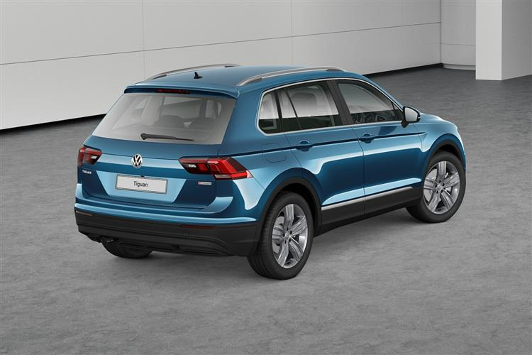 Volkswagen Tiguan 2.0 TDi 150 4Motion S 5dr DSG Diesel Estate