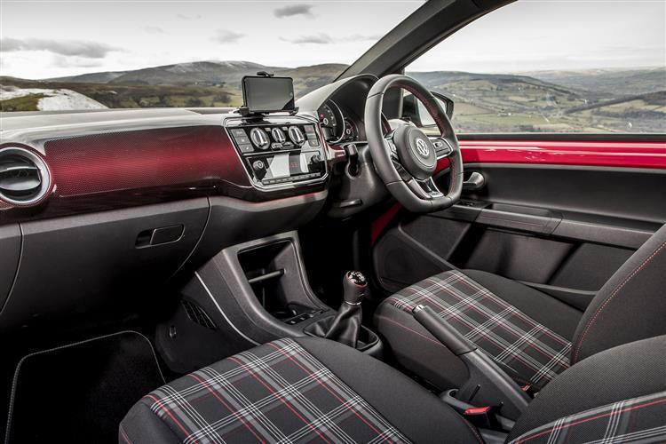 Volkswagen Up 1.0 115PS Up GTI 3dr Petrol Hatchback