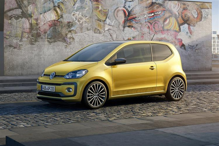 Volkswagen Up 1.0 Move Up 5dr [Start Stop] Petrol Hatchback