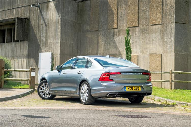 Volvo S90 2.0 T5 Inscription Plus 4dr Geartronic Petrol Saloon