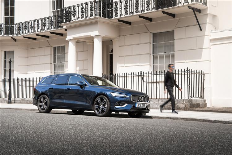 Volvo V60 2.0 D4 [190] Inscription 5dr Diesel Estate