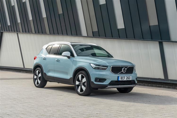 Volvo Xc40 2.0 T4 R DESIGN 5dr AWD Geartronic Petrol Estate