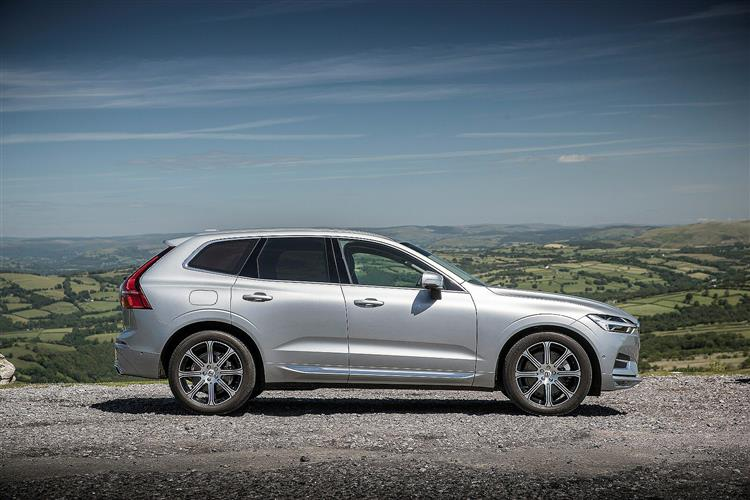 Volvo Xc60 2.0 T5 [250] R DESIGN 5dr Geartronic Petrol Estate