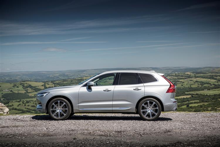 Volvo Xc60 2.0 B5 R DESIGN Pro 5dr AWD Geartronic Diesel Estate