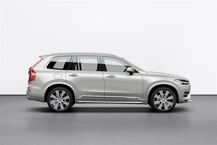 Volvo Xc90 2.0 T8 [390] Hybrid Inscription 5dr AWD Gtron Estate