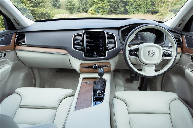 Car Review Volvo Xc90 T8 Twin Engine