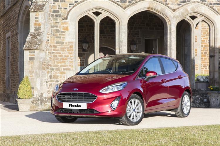 Ford Fiesta 1.1 Trend Navigation 3dr Petrol Hatchback