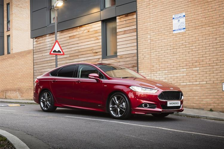 Ford Mondeo 2.0 EcoBlue 190 ST-Line Edition 5dr Powershift Diesel Hatchback