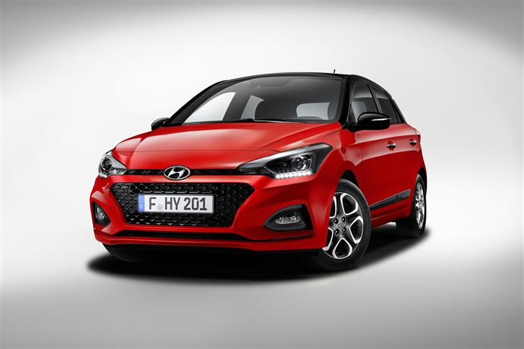 Hyundai i20 1.0 T-GDi Premium Nav 5dr Auto Petrol Hatchback
