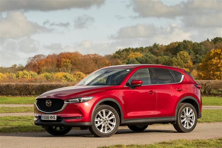 Mazda CX-5 2.0 Sport Nav+ 5dr Auto Petrol Estate