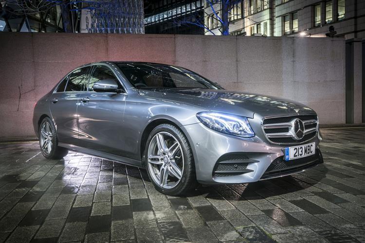 Mercedes-Benz E-Class E220d SE Premium 4dr 9G-Tronic Diesel Saloon