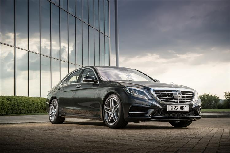 Mercedes-AMG S-Class S65 2dr Auto Petrol Coupe